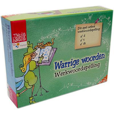 Scala Warrige Woorden - Werkwoordspelling