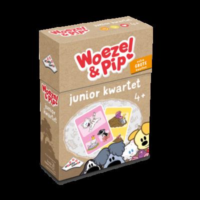 Woezel en Pip  Junior Kwartet