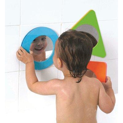Edushape 3 foam spiegels voor in bad
