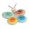 Janod Houten vormensorteerder - vlinder - Sweet Cocoon