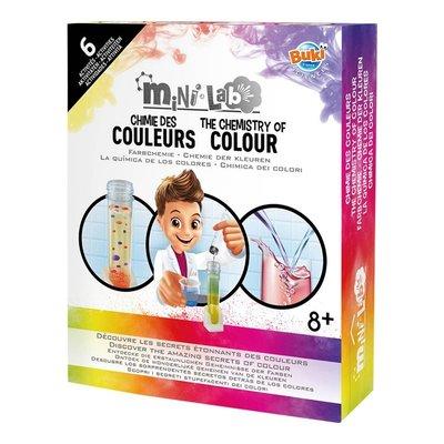 Buki Experimenten Mini Lab - kleurchemie