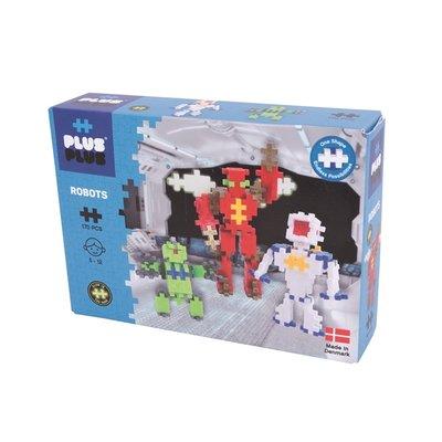 Plus-Plus Mini Basic - Robots - 170 stuks