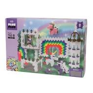 Plus-Plus Mini Pastel - Eenhoorn - 760 stuks