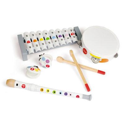Janod Confetti muziekinstrumenten set