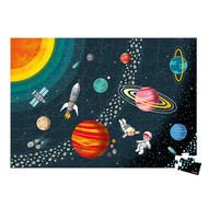Janod Educatieve Puzzel - het zonnestelsel