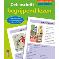 Deltas Oefenschrift begrijpend lezen - AVI:1 AVI nieuw: Start, 1ste leerjaar