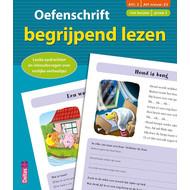Deltas Oefenschrift begrijpend lezen - AVI:2 AVI nieuw: E3, 1ste leerjaar