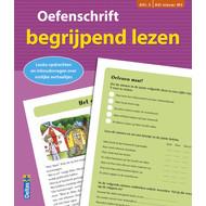 Deltas Oefenschrift begrijpend lezen - AVI:5 AVI nieuw: M5 (paars)