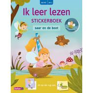 Deltas Ik leer lezen stickerboek - Saar en de boot (aviM3, avi1)