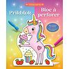 Deltas Prikblok - Unicorn