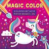 Deltas Magic color eenhoorn - schilderen met water