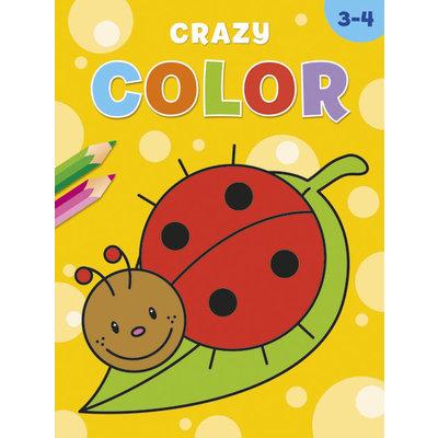 Deltas Crazy color, kleurblok, 3-4 jaar