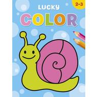 Deltas Lucky color, kleurblok, 2-3 jaar