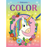 Deltas Unicorns color kleurblok