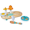 Janod Houten speelgoed - Pure - Muziektafel