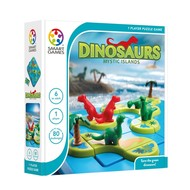 SmartGames Dinosaurs Mysterious Island