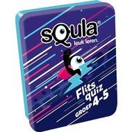 SQula FlitsQuiz, groep 4 en 5, het supersnelle kennisspel