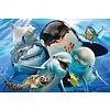 Prime3D 3D Puzzel - Oceaan Selfie, 48 stuks