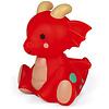 Janod Badspeelgoed - Spuitfiguur Ridder en Lichtgevende Draak