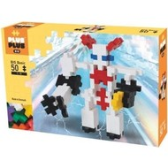 Plus-Plus BIG basic - robot - 50 stuks