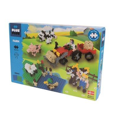 Plus-Plus Mini basic - boerderij - 760 stuks