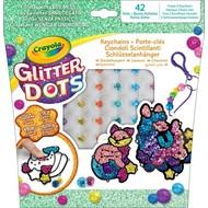 Crayola Glitter Dots - Sleutelhanger Dieren