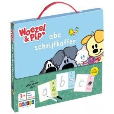 Woezel & Pip  ABC schrijfkoffer