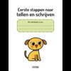 Deltas Oefenboek met stickers - eerste stappen naar tellen en schrijven (3-4 jaar)