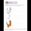 Deltas Oefenboek met stickers - ik leer al schrijven (4-5 jaar)
