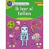 Deltas Oefenboek met stickers - ik leer al tellen (4-5 jaar)