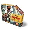 Madd Capp Ik ben puzzel - Raptor - 100 stukjes, posterformaat