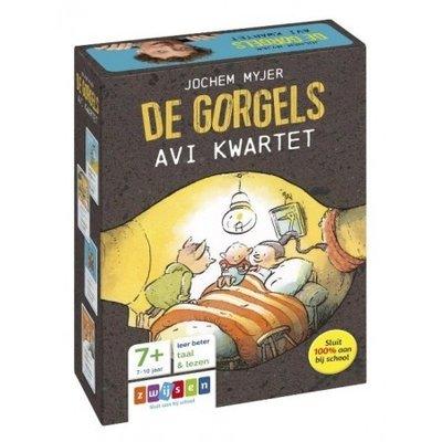 Zwijsen AVI Kwartet, De Gorgels