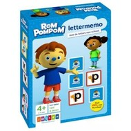 RomPompom (Zwijsen) Lettermemo
