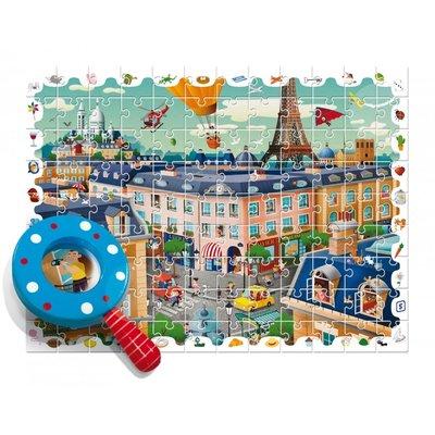 Ludattica Detective puzzel - de Stad