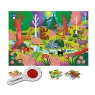 Ludattica Puzzel met geheimen - het Bos