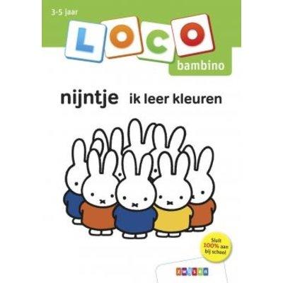 Loco Nijntje - ik leer kleuren (bambino)
