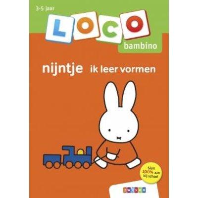 Loco Nijntje - ik leer vormen (bambino)