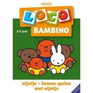 Loco Nijntje Pakket - basisdoos en 2 boekjes (bambino)