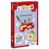 Loco Mini starterspakket - basisdoos en 2 boekjes