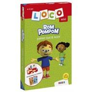 Loco Rompompom pakket taal en lezen (mini) - basisdoos en 2 boekjes