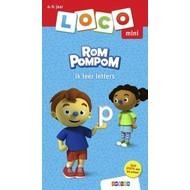 Loco Rompompom - ik leer letters (mini)