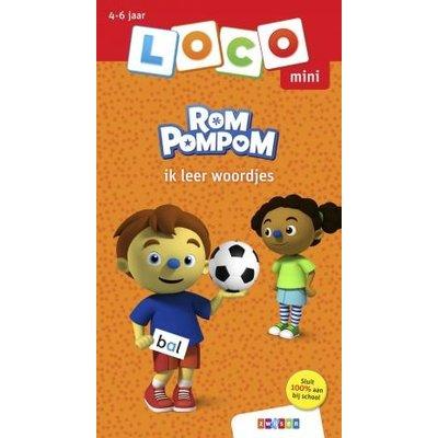 Loco Rompompom - ik leer woordjes (mini)