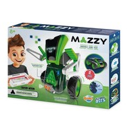 Buki Experimenten - Robot Mazzy