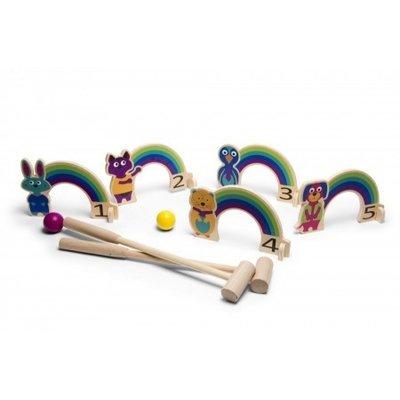 BS Toys (BuitenSpeel) Crocket Regenboog