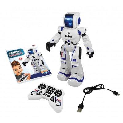 Buki Experimenten - Robot Marko