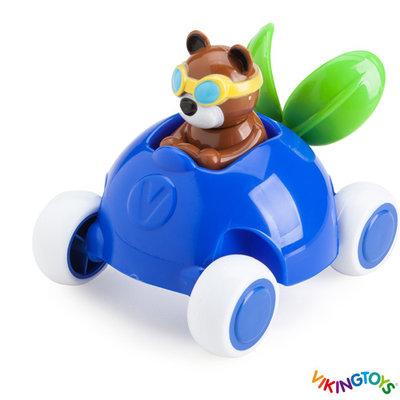 Viking Toys Raceauto - bosbes
