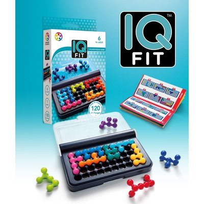 SmartGames IQ - Fit