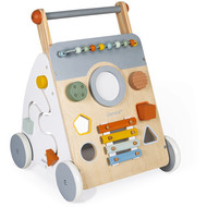 Janod Baby loopwagen - houten speelgoed - Sweet Cocoon
