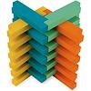 Janod Houten constructieblokken - 60 stuks