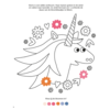 Deltas Unicorn magic spelletjesboek